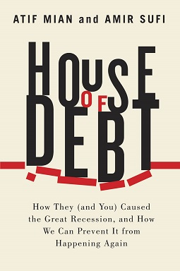 House of Debt on FT's shortlist for Business Book of the Year