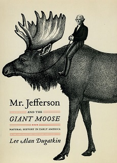 Free e-book for November: Mr. Jefferson and the Giant Moose