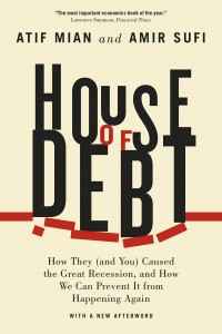 House of Debt awarded the 2016 Laing Prize