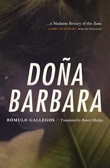 Doña Barbara: Our free e-book for July