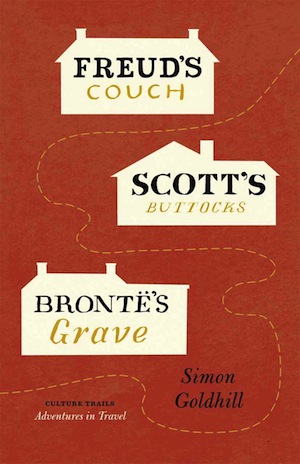 Free e-book for March: Freud's Couch, Scott's Buttocks, Brontë's Grave