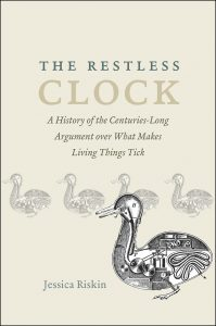 August excerpt: The Restless Clock