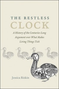 The Restless Clock at the THE