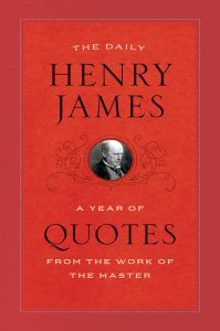 The New Yorker on The Daily Henry James