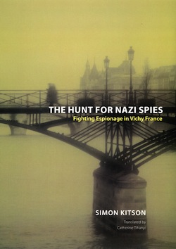 Free E-Book for January: The Hunt for Nazi Spies