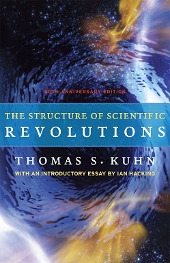 Facebook's A Year of Books drafts The Structure of Scientific Revolutions