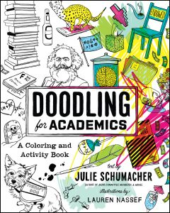 Our free e-book for April: Doodling for Academics