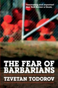 Our free e-book for February: The Fear of Barbarians