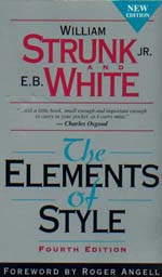Fifty years of The Elements of Style