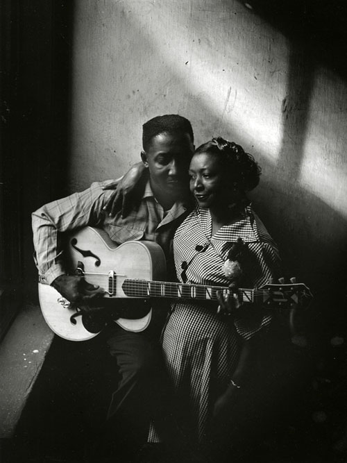 Art Shay on Muddy Waters (including a previously unpublished photograph)