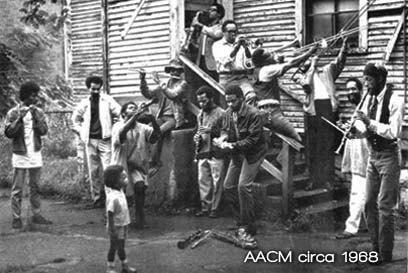 The AACM at 50