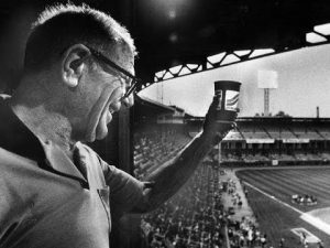 """The name of the game is gamesmanship"": An excerpt from Veeck—As in Wreck"