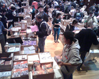 The Great Chicago Book Sale a Great Success!