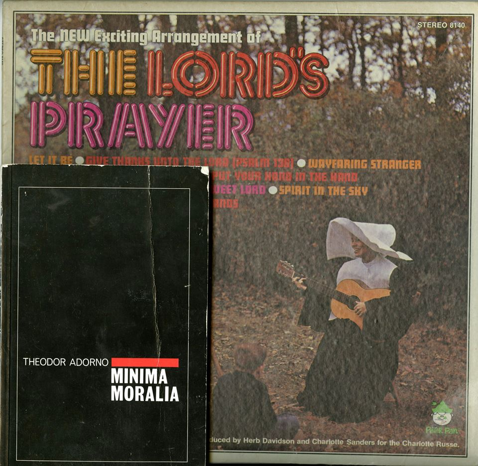 The Vinyl Prayers Project