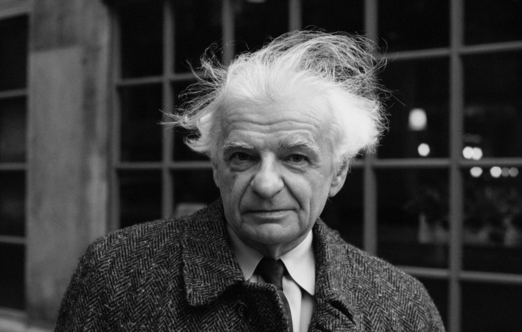 In Memoriam: Yves Bonnefoy (1923–2016)