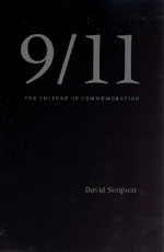 David Simpson, from 9/11: The Culture of Commemoration