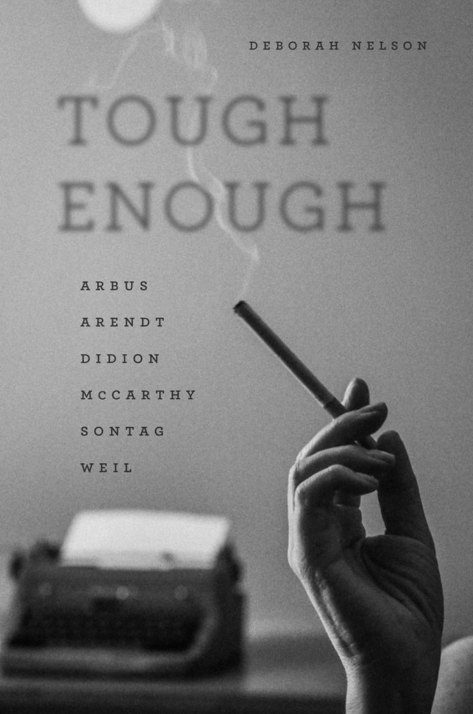Tough Enough by Deborah Nelson Receives the 2019 Laing Award