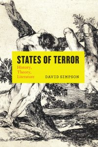 States of Terror: History, Theory, Literature by David Simpson