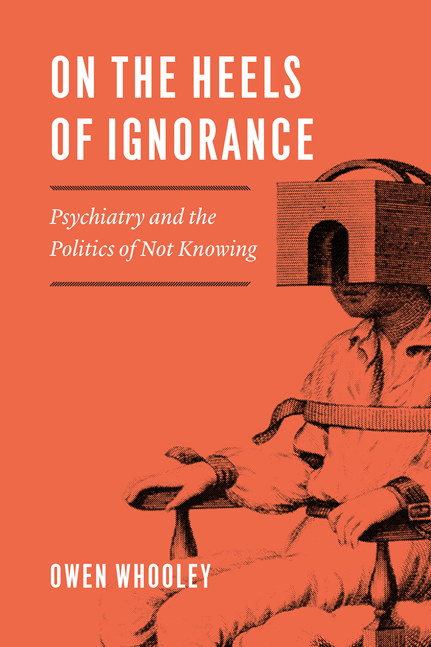 """Excerpt from """"On the Heels of Ignorance"""" by Owen Whooley"""
