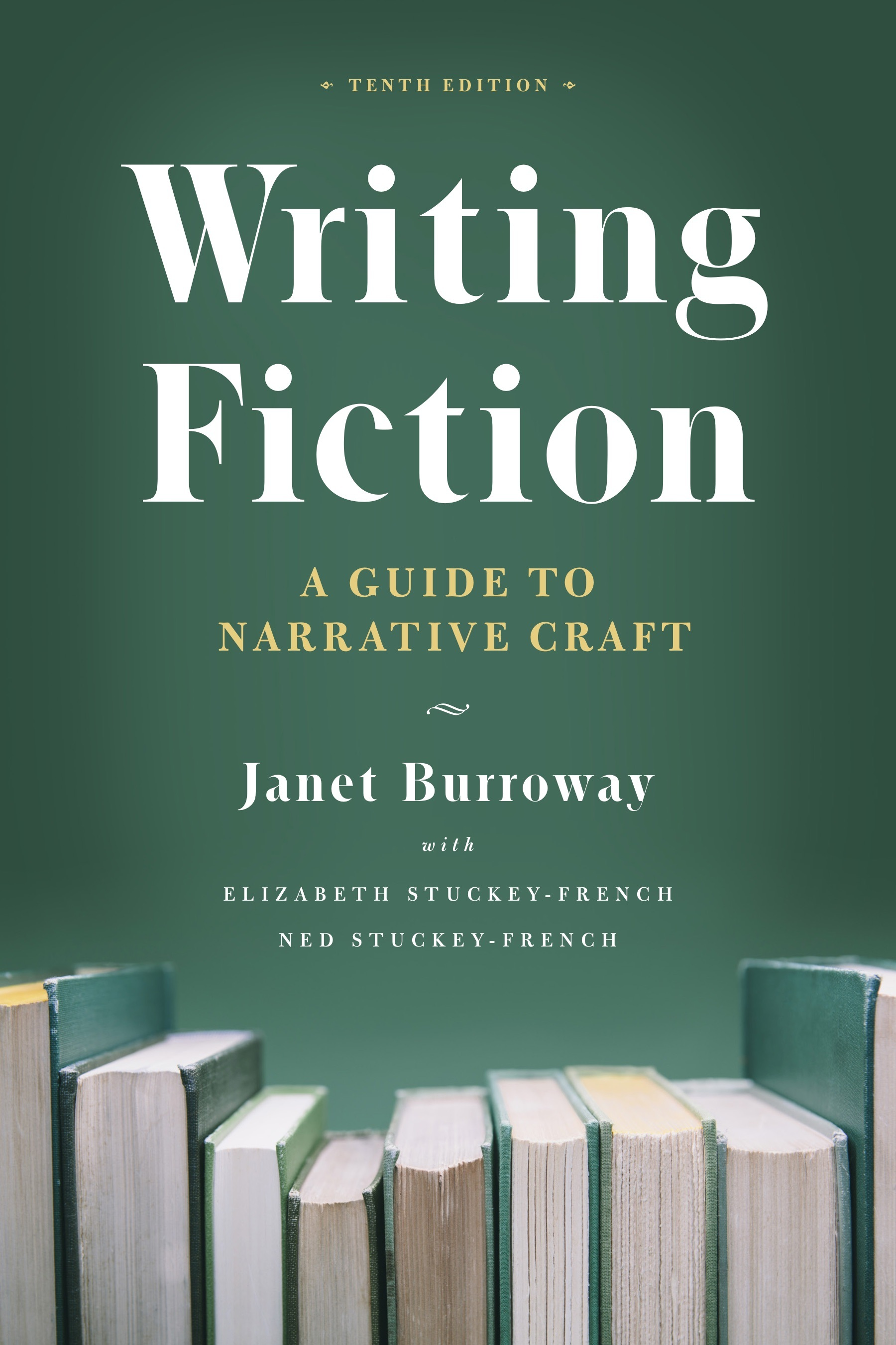 Write That Book: Exercises for Creative Thinking from Janet Burroway
