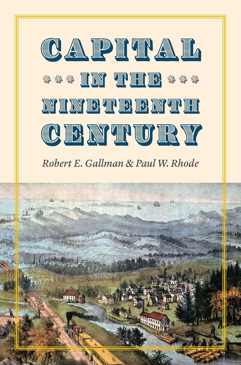 "Economist Claudia Goldin on the Origins of ""Capital in the Nineteenth Century"""