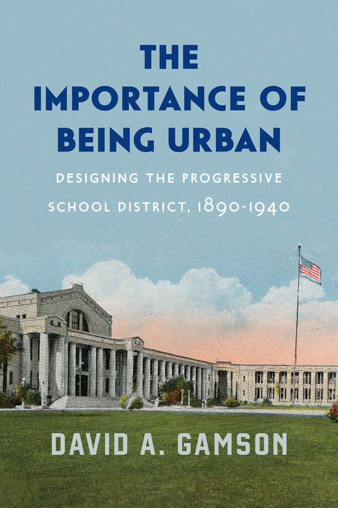 "Read an Excerpt from ""The Importance of Being Urban"" by David A. Gamson"
