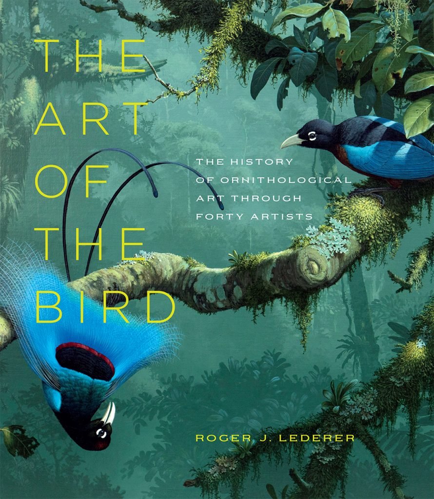 "Celebrate #WorldMigratoryBirdDay with ""The Art of the Bird"""
