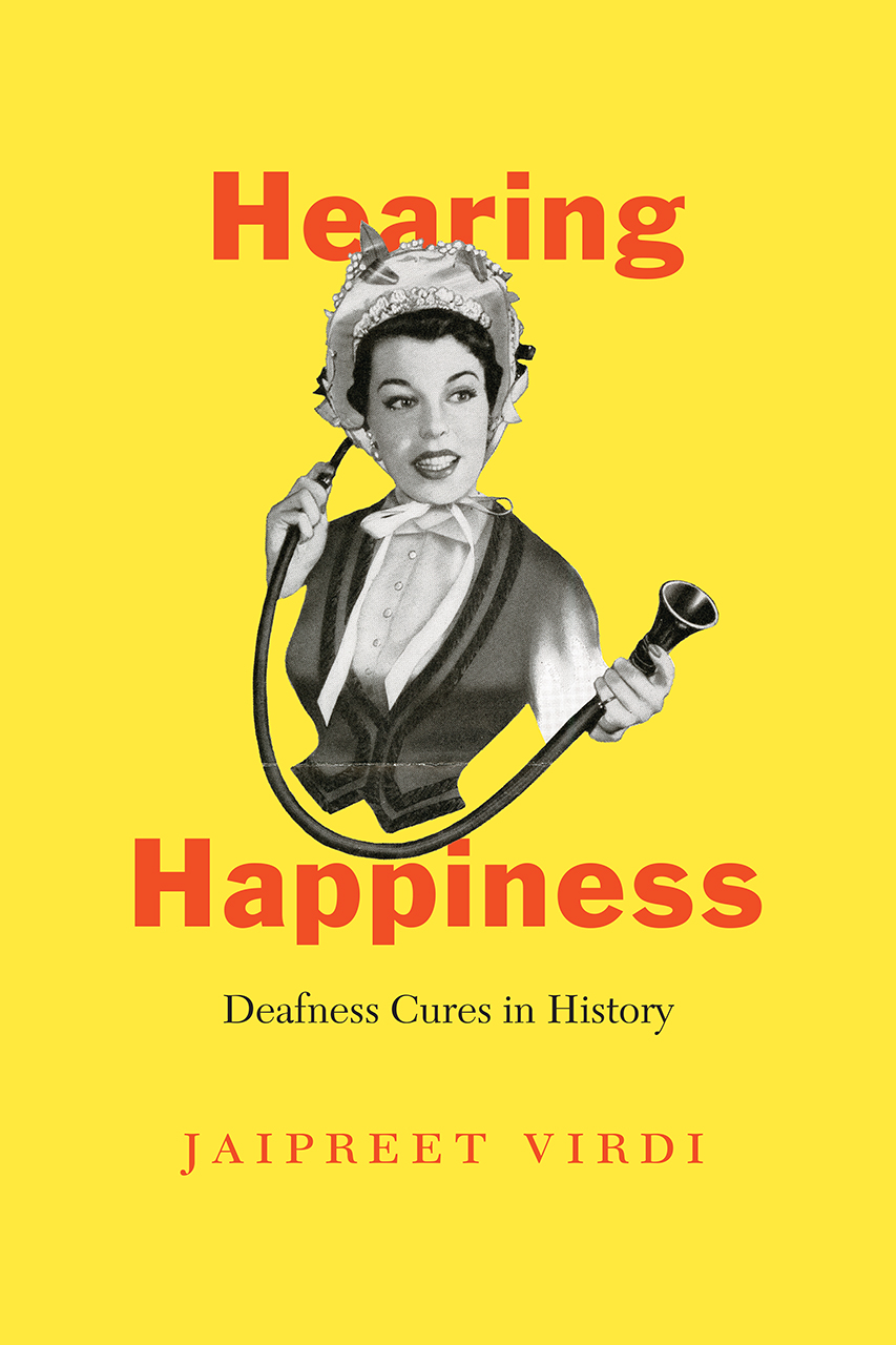 Book Trailer: Hearing Happiness