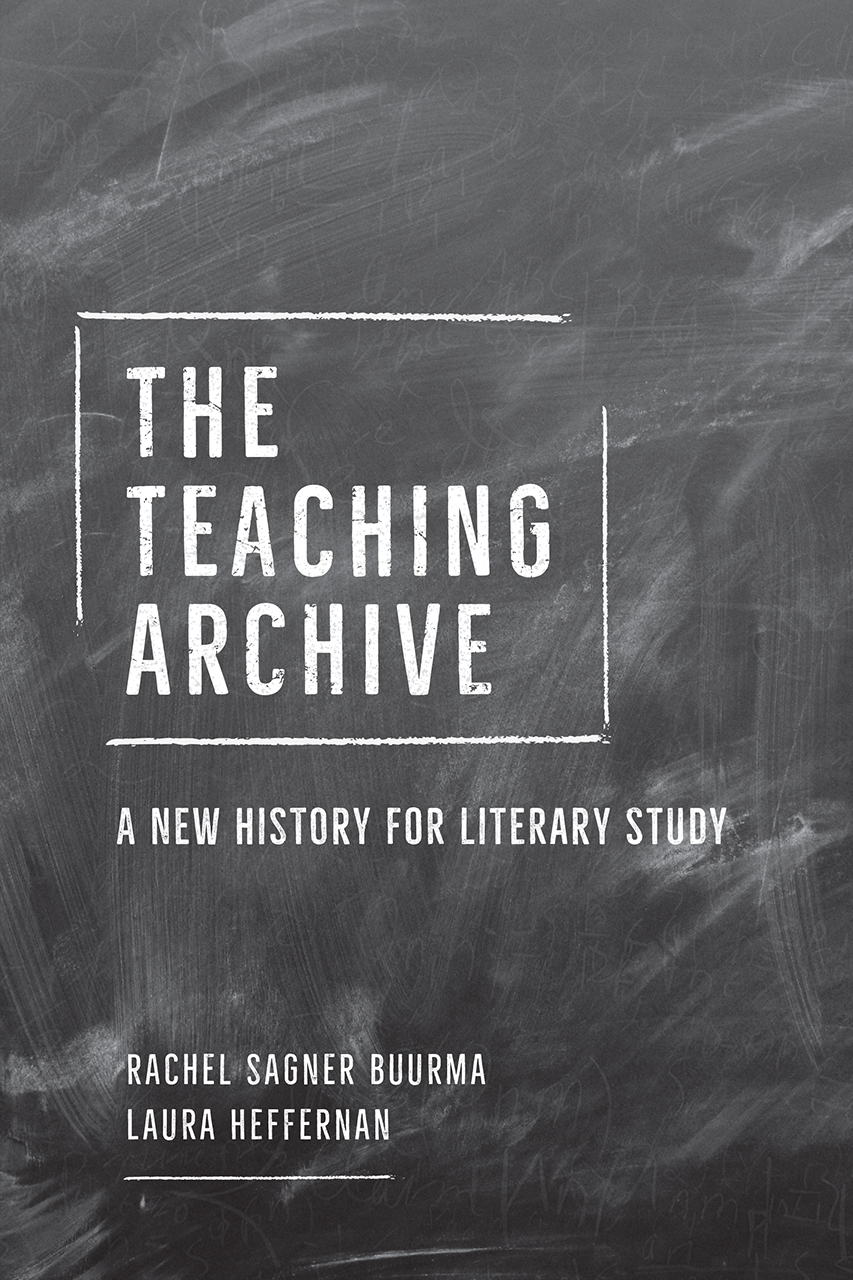 """Read an Excerpt from """"The Teaching Archive"""""""