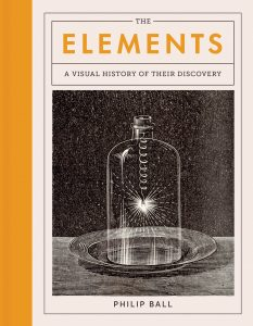 Book cover for Philip Ball, The Elements