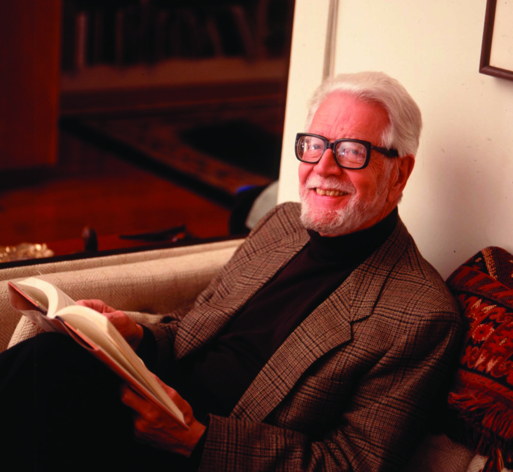 """Celebrate Wayne Booth's 100th with an Excerpt from """"The Rhetoric of Fiction"""""""