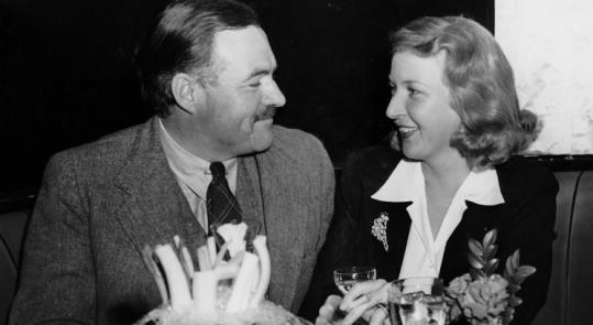 Hemingway & Gellhorn: The Bride Stripped Bare by Her Bachelors