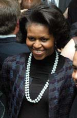 Gina Ulysse on the exceptionalism of Michelle Obama