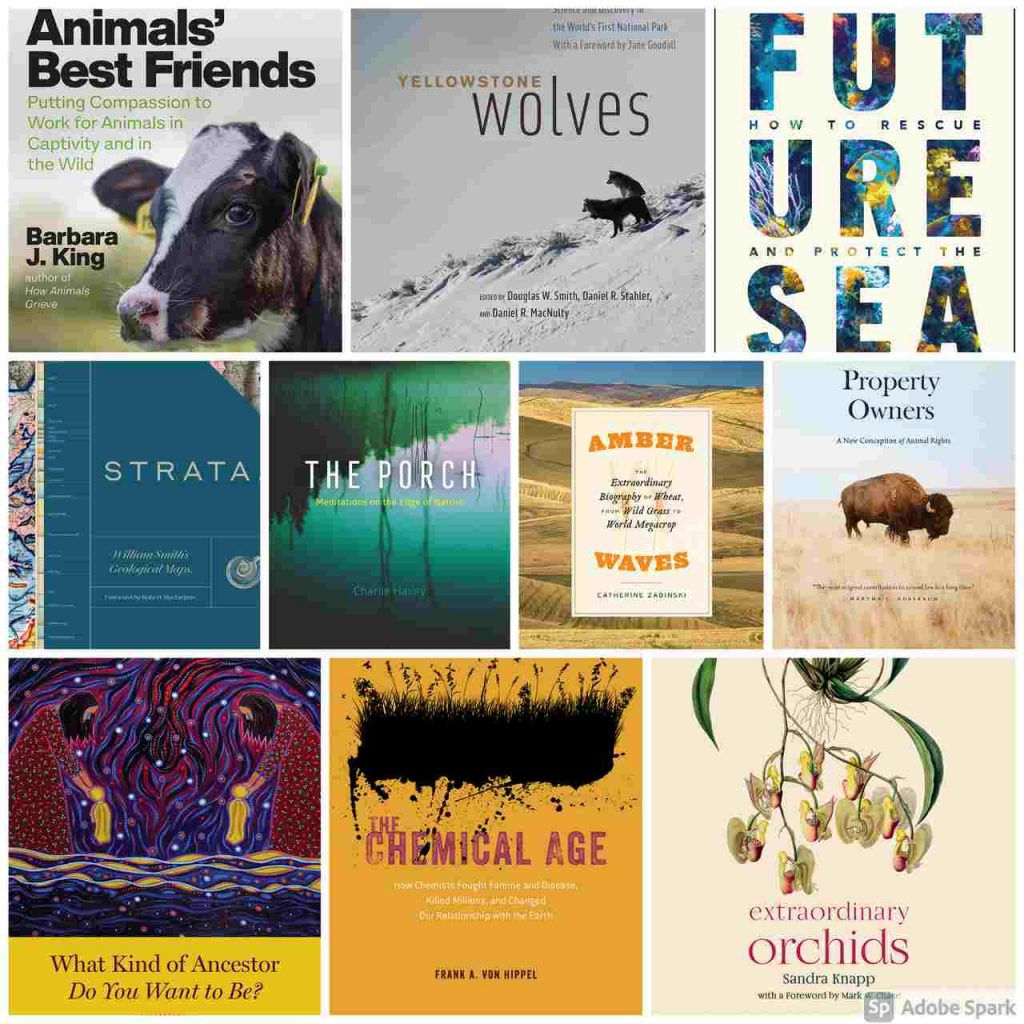 An Earth Day Reading List