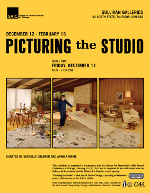 """Picturing the Studio,"" Dec. 11—Feb. 13 at The School of the Art Institute of Chicago"