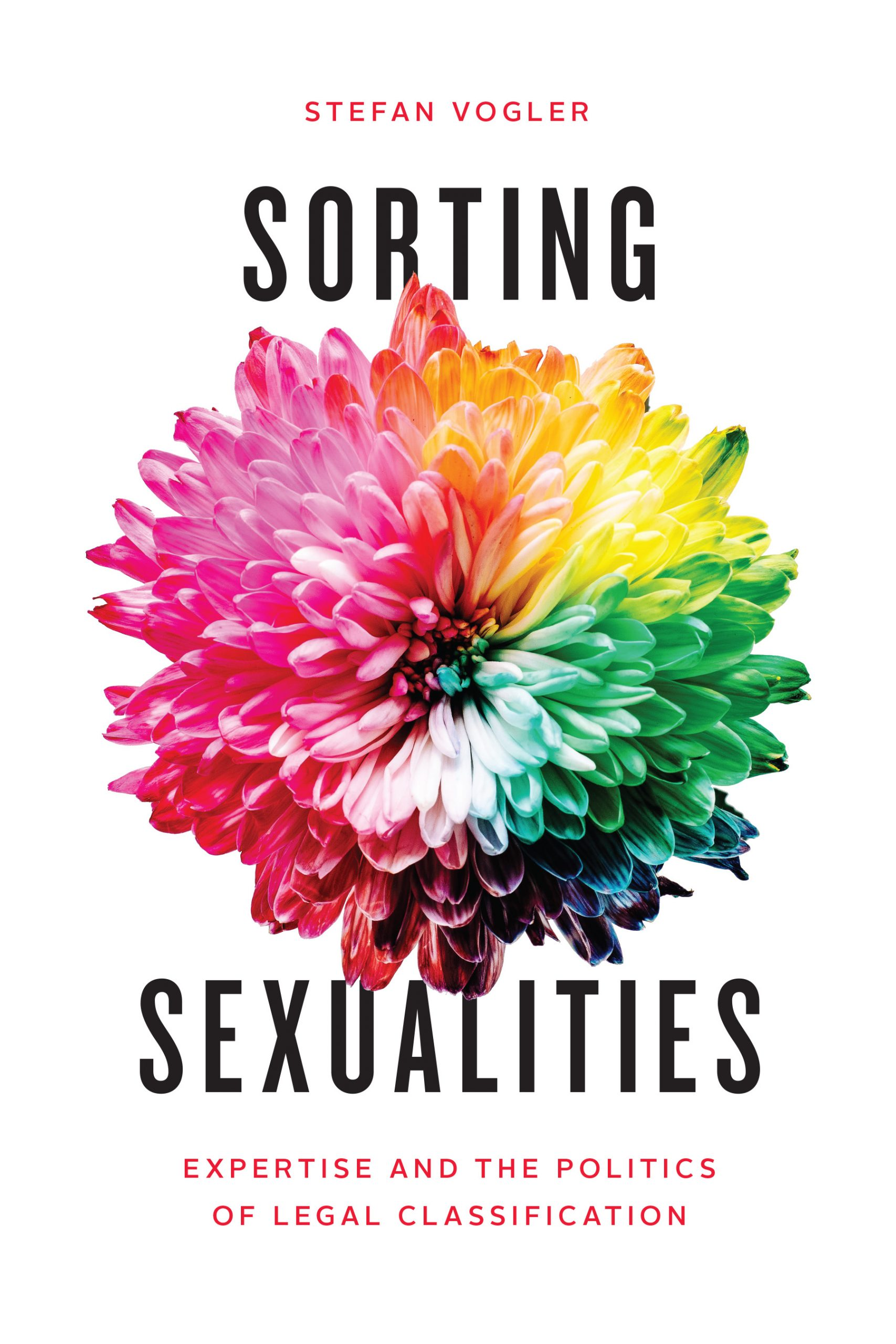 """9 Questions with Stefan Vogler, author of """"Sorting Sexualities"""""""