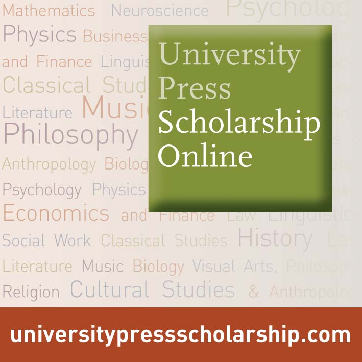 Chicago Scholarship Online