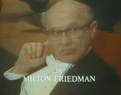 Milton Friedman at 100
