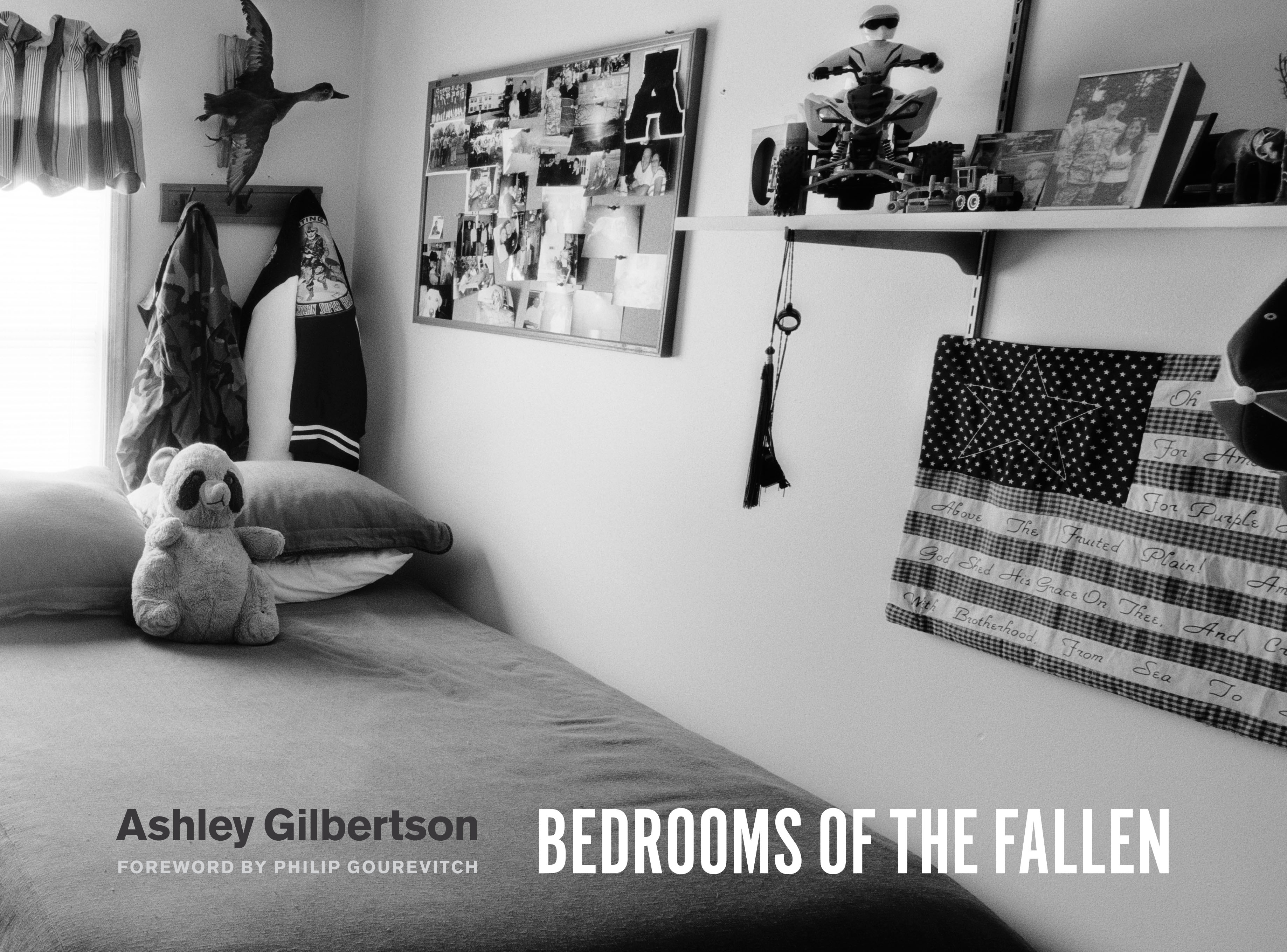 """""""Never have empty bedrooms looked so full."""""""