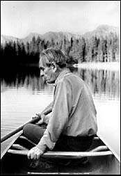 Today is for Norman Maclean