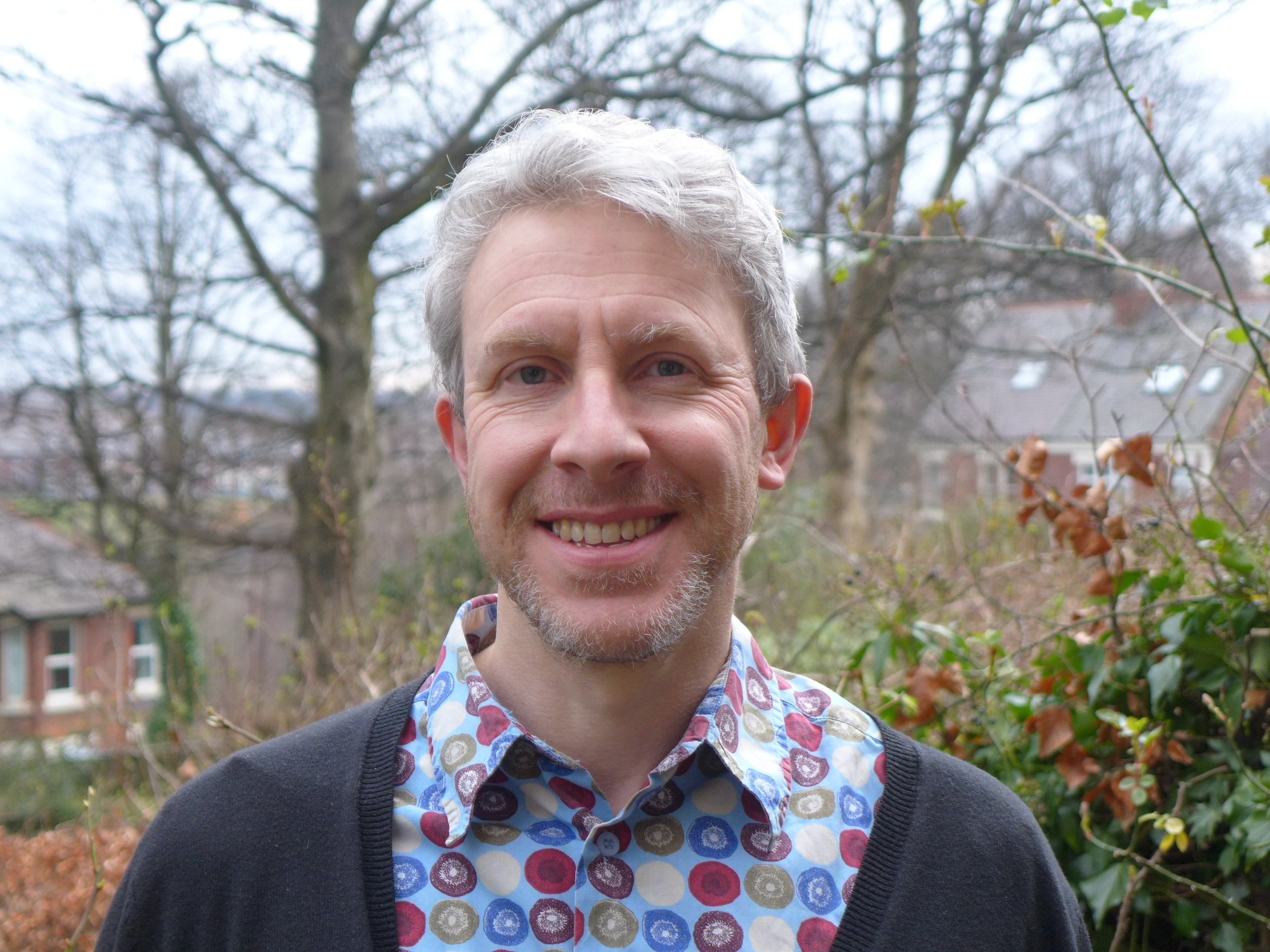 6 Questions for Alastair Bonnett, author of 'Beyond the Map'